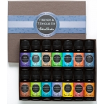 Aromatherapy 7 & 7- Top Oils and Synergy Blends Set